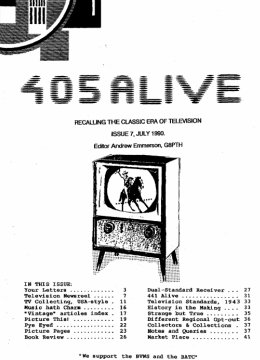 405 Alive Issue Issue 7 (July 1990)