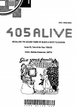 405 Alive Issue Issue 24 (Turn of the Year 1994/95)