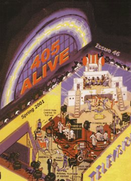 405 Alive Issue 46 (Spring 2001)