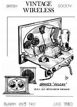 BVWS BulletinVolume 5, Number 1 (June 1980)