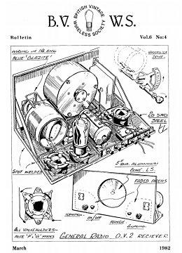 BVWS BulletinVolume 6, Number 4 (March 1982)