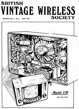 BVWS BulletinVolume 7, Number 1 (June 1982)