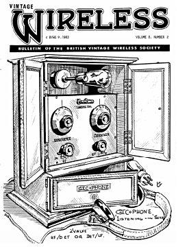BVWS BulletinVolume 8, Number 2 (September 1983)