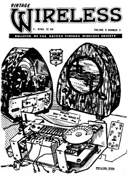 BVWS BulletinVolume 8, Number 3 (December 1983)