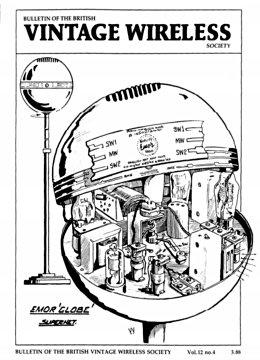 BVWS BulletinVolume 12, Number 4 (March 1988)