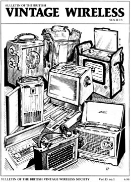 BVWS BulletinVolume 13, Number 1 (June 1988)