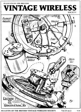 BVWS BulletinVolume 13, Number 2 (September 1988)
