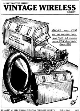 BVWS BulletinVolume 13, Number 3 (December 1988)