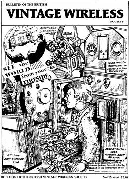 BVWS BulletinVolume 15, Number 4 (December 1990)