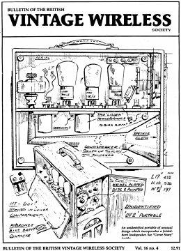 BVWS BulletinVolume 16, Number 4 (December 1991)