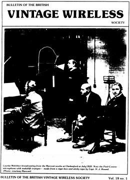BVWS BulletinVolume 18, Number 1 (February 1993)