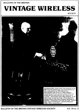 BVWS BulletinVolume 18, Number 2 (April 1993)