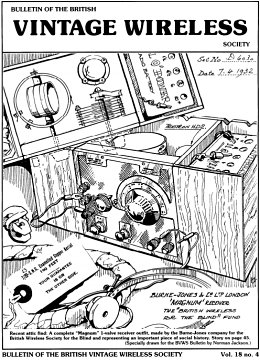 BVWS BulletinVolume 18, Number 4 (August 1993)