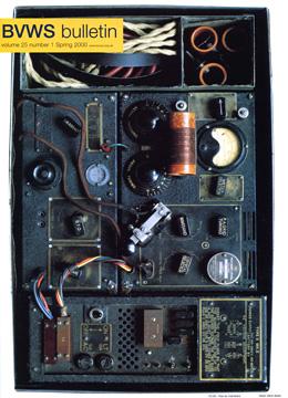 BVWS BulletinVolume 25, Number 1 (Spring 2000)
